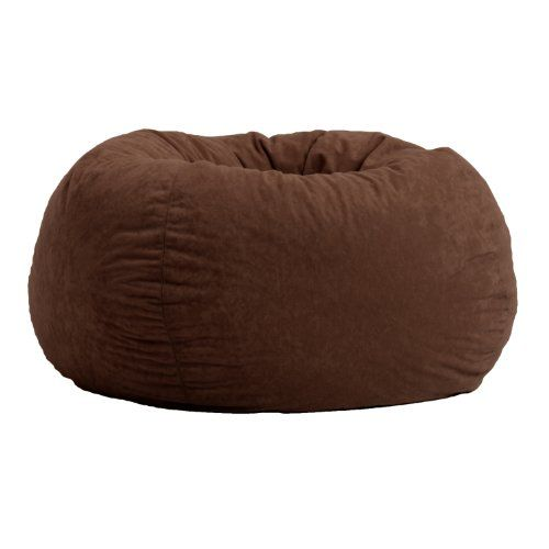 Special Offers - Comfort Research Classic Bean Bag in Comfort Suede  Espresso - In stock & - Best 25+ Cool Bean Bags Ideas On Pinterest Bean Bags, Beanbag