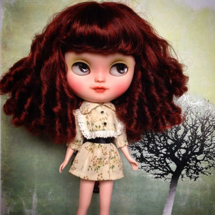 Custom Icy OOAK Art Doll by Blythe and Shine | eBay