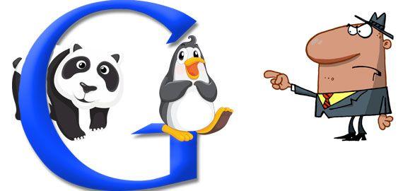 Google Penguin Update Article 2012