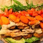 Gluten Free Falafel: Crujiente y delicioso