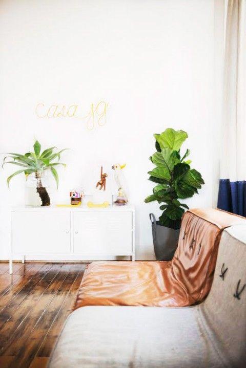Retro living room featuring Koskela Quadrant Soft Sofas.