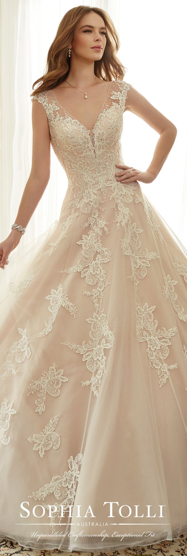 8 best wedding dresses images on Pinterest | Groom attire, Gown ...