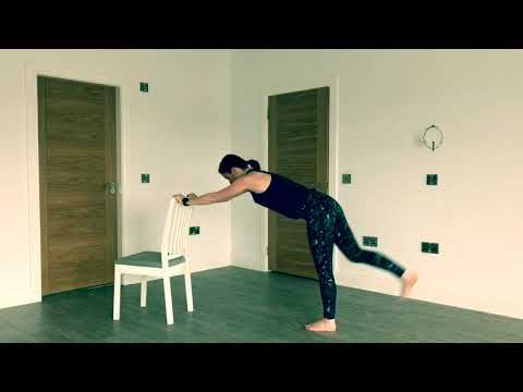 chair yoga sun salutations  youtube in 2020  yoga sun