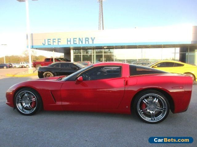 2006 Chevrolet Corvette Coupe #chevrolet #corvette #forsale #unitedstates