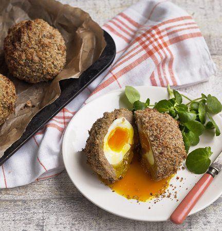 Meat Free Scotch Egg Recipe - Quorn