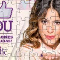 El puzzle de Violetta 457