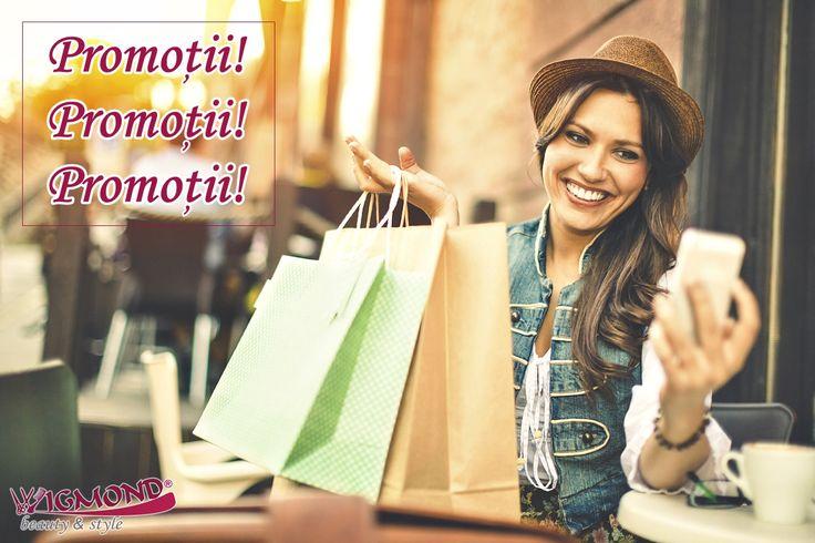 Si cand #lunidimineata #Wigmond te anunta ca are super promotii, parca stii ca vei avea o saptamana deosebita!   Pentru o saptamana minunata!  ✨ http://www.wigmond.ro/promotii ✨