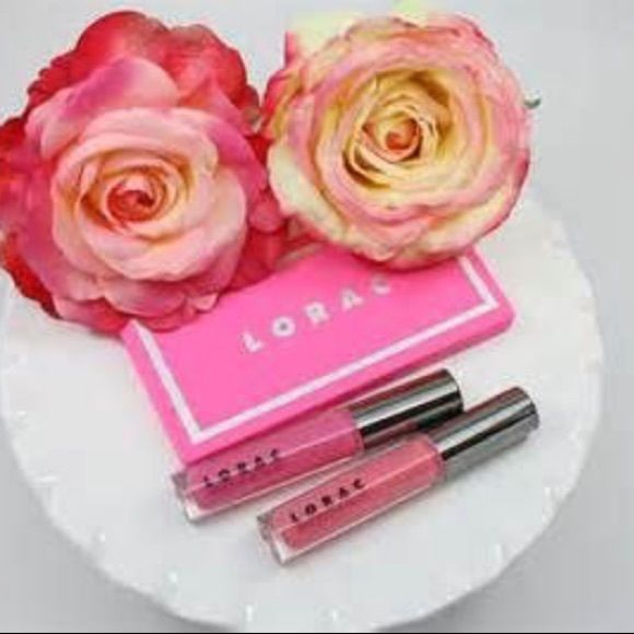 Lorac eyeshadow Palette Gorg palette! Basically new only swatched and put away w the rest.. Lorac Makeup Eyeshadow
