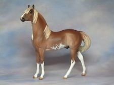 Custom CM Breyer Peter Stone Horse Chips Morgan to Spanish cross x L. Elkjer