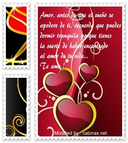 descargar originales mensajes de buenas noches mi amor para mi novia,descargar bonitos textos de buenas noches mi amor con fotos