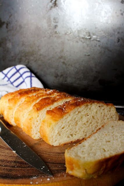 Gluten Free French Bread - Easy, no fuss recipe