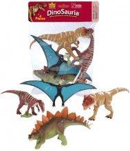Dinosaur Collection Polybag 1    MiniZoo