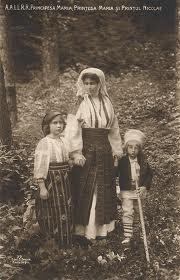 Romanian national dress