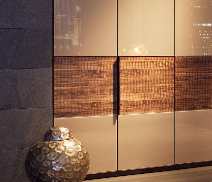 Fancy Bedroom Wardrobe Plywood Wall Almirah Designs: Luxury Made-to-order Wardrobes