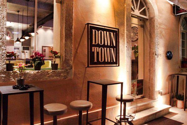 Down Town Cafe Bar