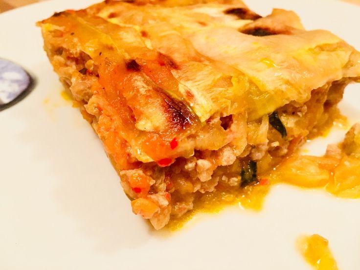 Paleo lasagne, az olasz ételek rajongóinak.
