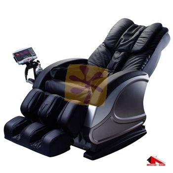 Parece la maquina del tiempo, debe ser una pasada sentarse en este sillon de relax