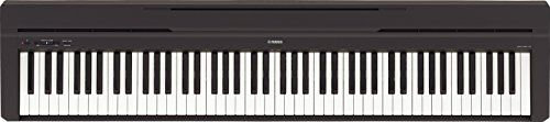 The P-45 digital piano has 10 voices 88 weighted keys and features that are ideal for the needs of the beginner piano student....