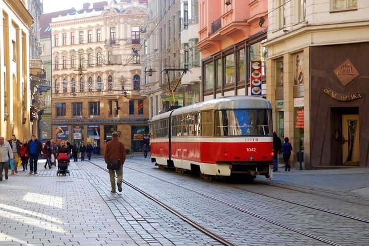 Masarykova ulice - Brno