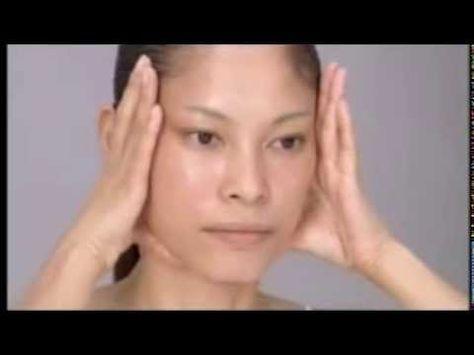 Deze Japanse gezichtsmassage zal je 10 jaar verjongen (Video) | Mareiki ॐ