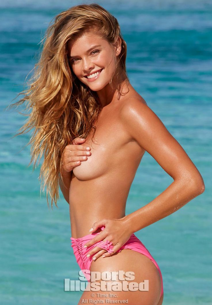si swimsuit 2014 | NINA AGDAL in Sports Illustrated 2014 Swimsuit Issue - HawtCelebs