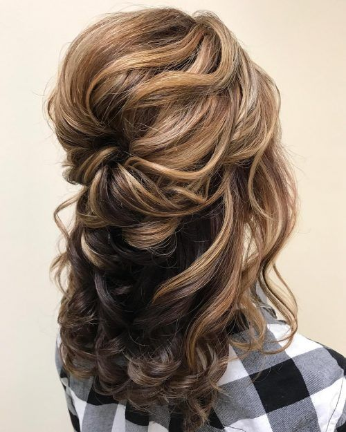 Mother Of The Bride Hairstyles 24 Elegant Looks For 2018 Hair