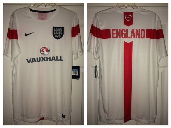 Sale Vintage Nike ENGLAND National Team Training by casualisme