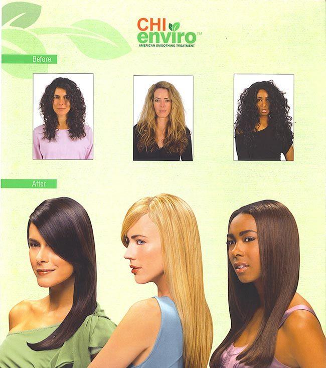 CHI Chemical Straightening Treatments - Austin Hair Queen