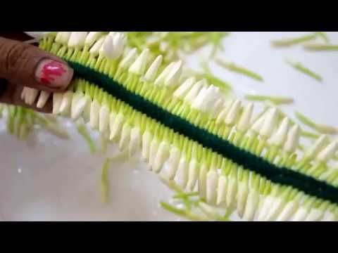 Mehndi Flower Garlands : Best aroma tips images flower garlands jasmine