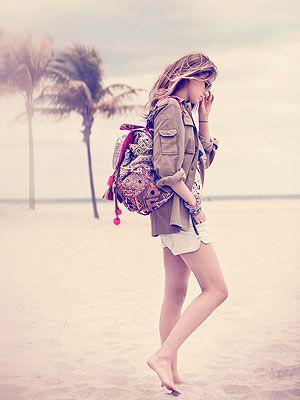 Capsule wardrobe: Summer holiday essentials