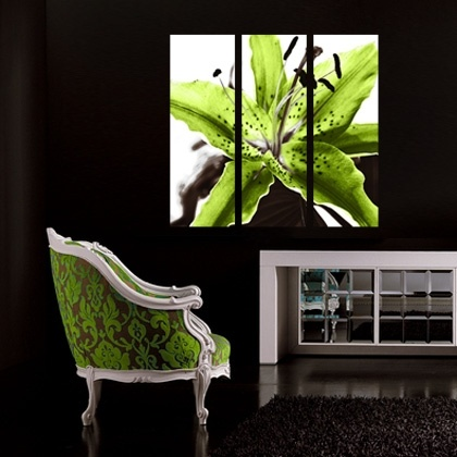 1000 images about lime green canvas art on pinterest