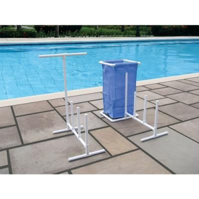 Shop for Pool Float Organizer with Pool Toy Caddy Hamper NT127 to match your style and budget at CozyDays. Enjoy free shipping on poolside accessories all year round. 010368 723815089038
