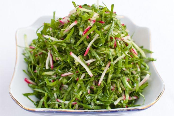 Ресторанные рецепты салатов