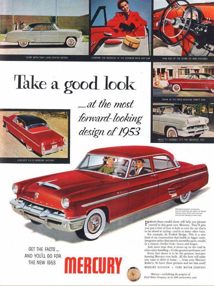 3003 best Vintage Car Ads images on Pinterest