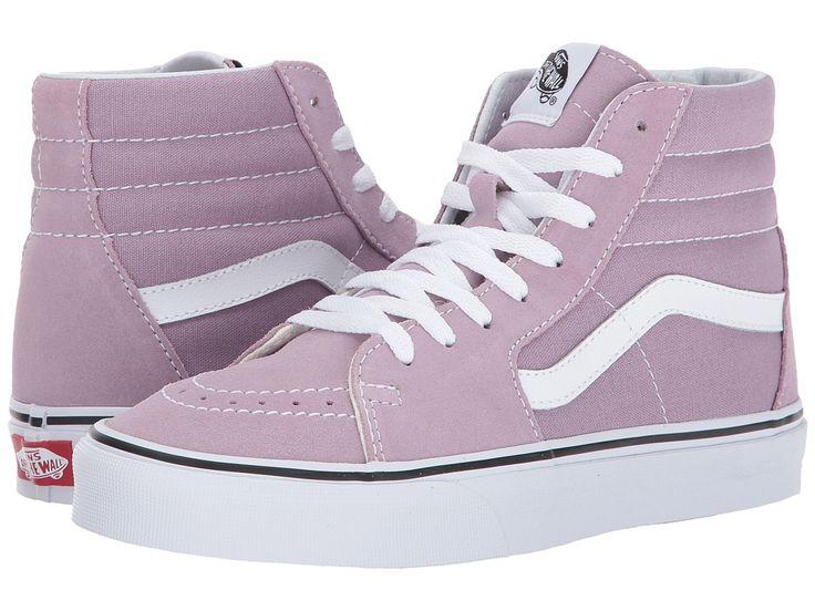 Vans SK8-Hitm Skate Shoes Sea Fog/True White