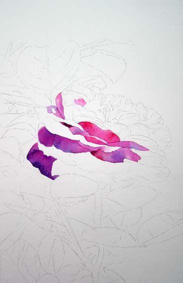 watercolor art instruction