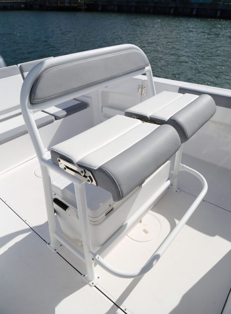 Boat Upholstery, Center Console Fishing