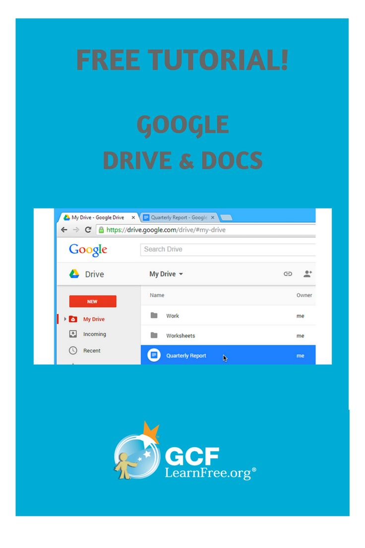 In our comprehensive Google Drive & Docs course, we show you everything from getting started with this free cloud-based program to converting, sharing, and collaborating on files. #csedweek