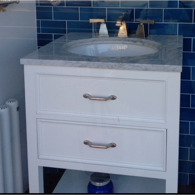 Nice Bathroom Sinks : Really nice simple bathroom sink Outhouse Reno Pinterest