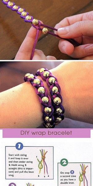 10 DIY Bracelets You'll Want to Make