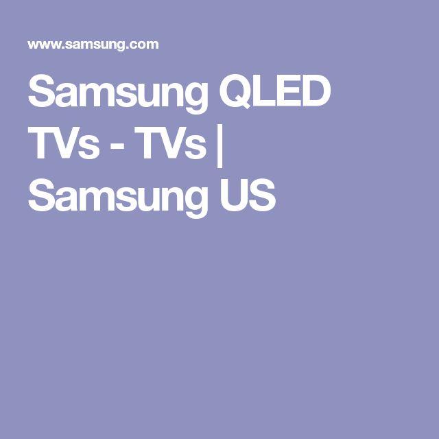 Samsung QLED TVs - TVs | Samsung US