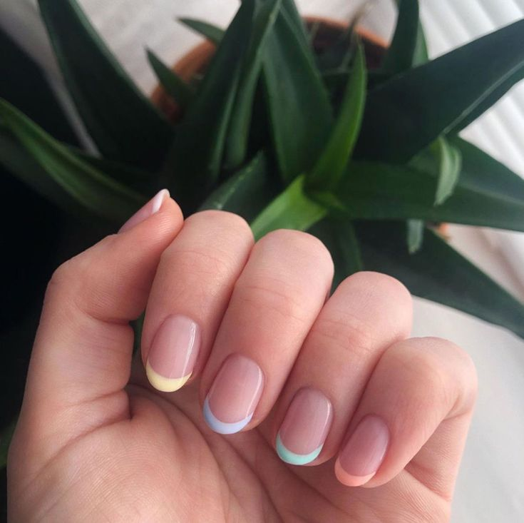The unexpected manicure trend everyone is loving right now