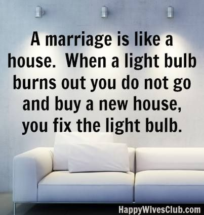 Marriage is work... but so worth it!