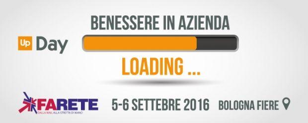 Farete 2016, le aziende si incontrano a Bologna. Presente Day con uno stand per illustrare i servizi offerte