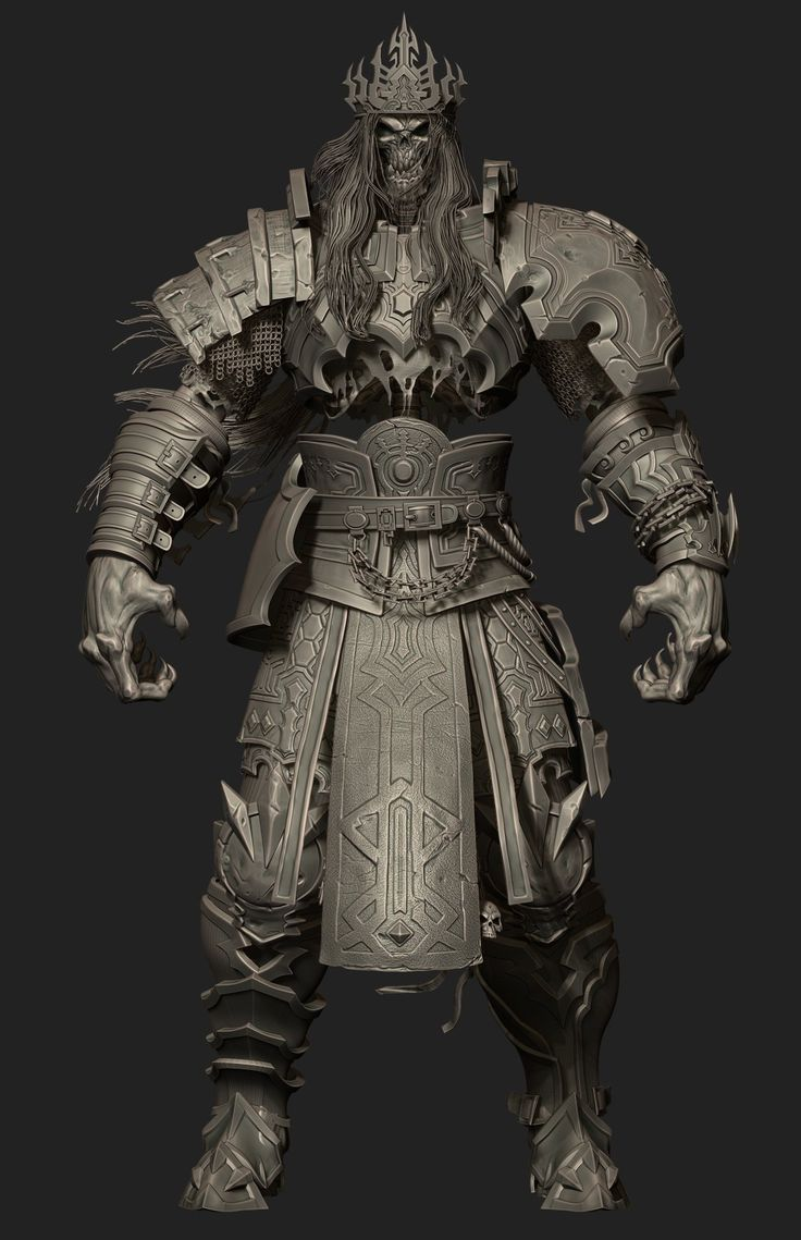ArtStation - Leoric. (work in progress), Gilberto Magno