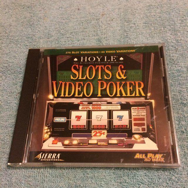 Hoyle Slots & Video Poker PC Computer - Mercari: The Selling App
