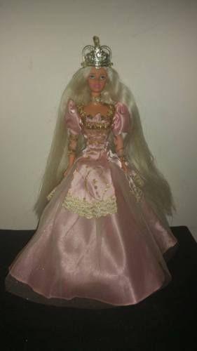 BARBIE-Rapunzel-Raperonzolo-da-collezione