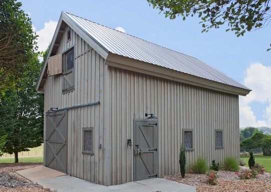 Best 25 small barn plans ideas on pinterest barn plans for Small metal barns