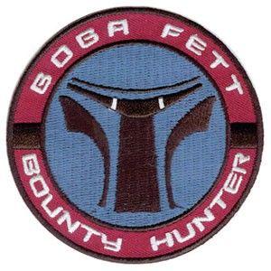 Star Wars Embroidered Patch