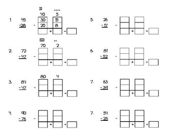 Free Worksheets » Place Value Worksheets Mab Blocks - Free Math ...